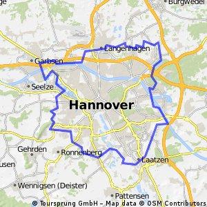 Der grüne Ring Hannover
