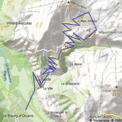 Alpe d-Huez 1