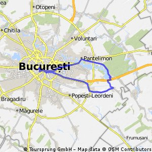 Balaceanca(retur Ozana)-43km