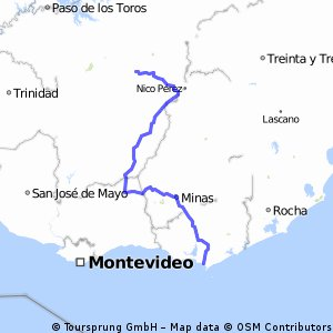 Maldonado-Sarandì del Yì