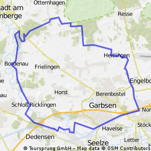 Hannover-Nordwest-Tour