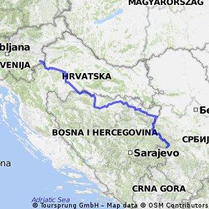 Bajina Bašta 2016 - 3. predlog