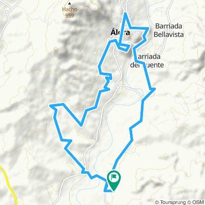 2.Tour: Alora Besichtigung neu.gpx