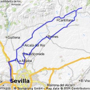 Camas-Villanueva del Río y Minas-Camas