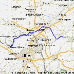 2016 Vliss-Maastr dag 4 Kluisberg Houplines