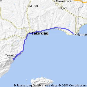 Marmara Ereğlisi - Uçmakdere
