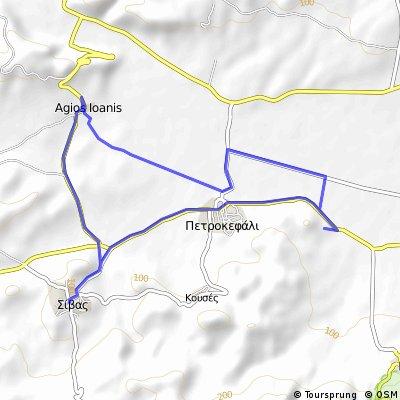 Petrokefali Agios Joannis