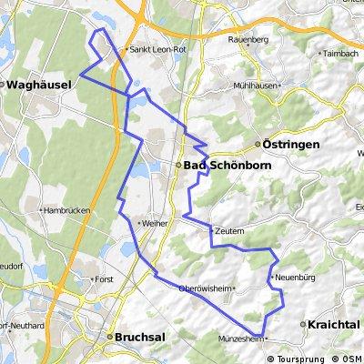 Tour de Kraichtal