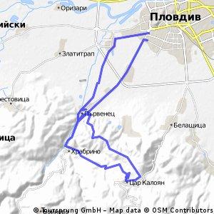 """Айляшко в """"парка"""" 20 декември, 09:36"""