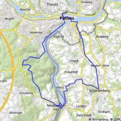 Passau - 13er - Schafsberg