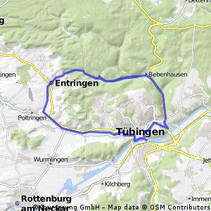 Bebenhausen  Entringen Tüb.Bebenh..gpx