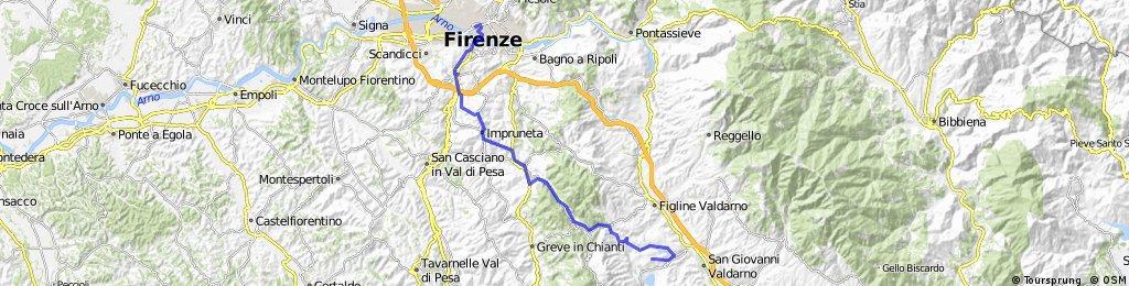 Firenze - Meleto