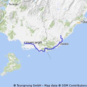 Catlins Coastal Route