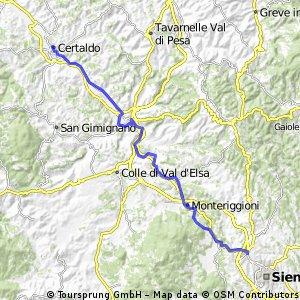 Siena ostello - Certaldo
