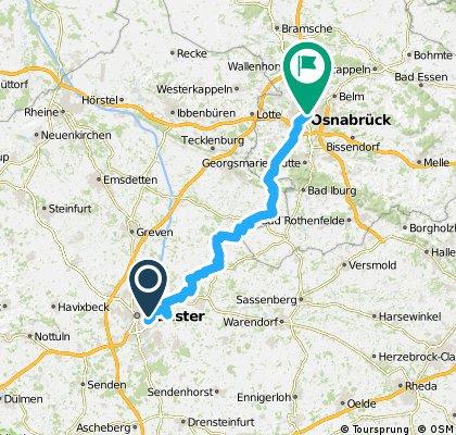 Münster - Osnabrück