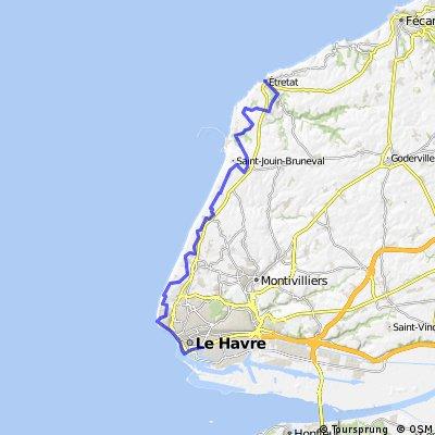 Etretat Le Havre