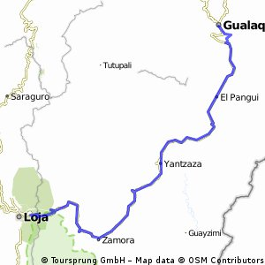 Loja - Gualaquiza