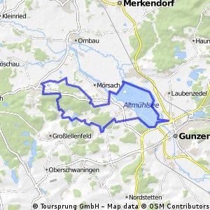 Arberg - Altmühlsee