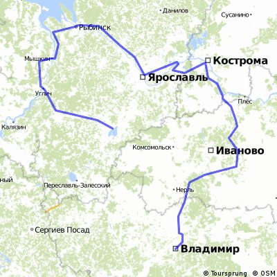 Golden Ring of Russia