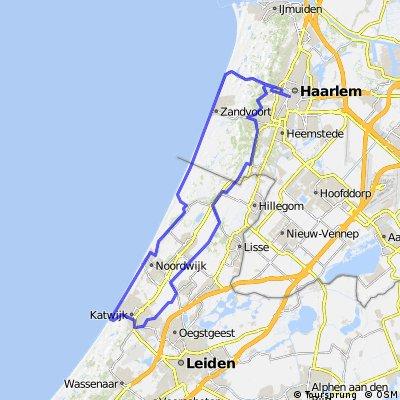 Rondje Katwijk 01