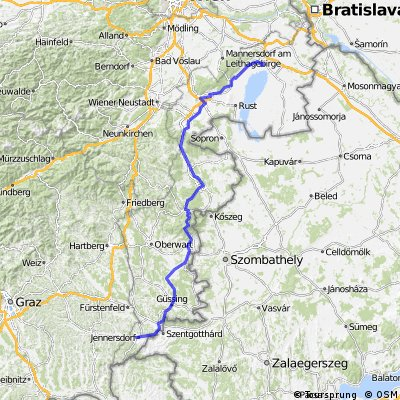 Burgenland- Tour