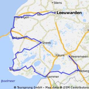 Tag 1 Holland