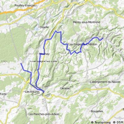3 Ornans - Arc-et-Senans
