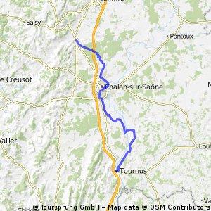 6 Chagny - Tournus