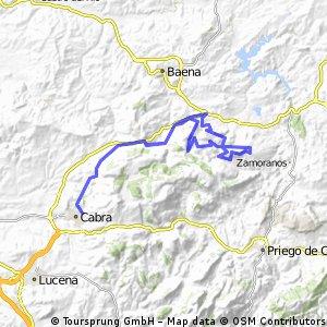 Montes de Luque