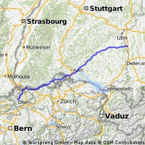 Jedesheim - Nunningen