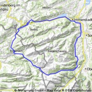 Rohrmoostal Oberstaufen
