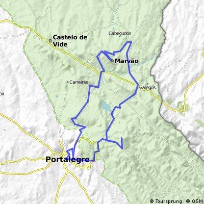 Parque Natural da Serra de São Mamede