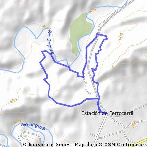 11 K Estación - Prueba Corta Maratón Sierra del Puerto