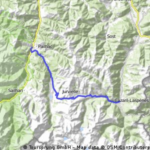 Col de Peyresourde (Ost-West)