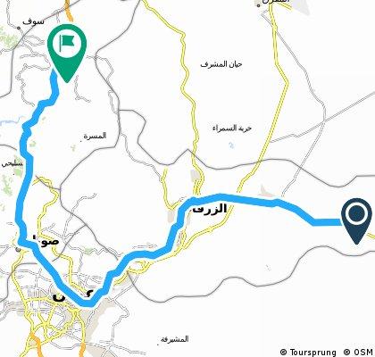 Jordania - Qasr Kharana Day - Amman - Jarash 10B