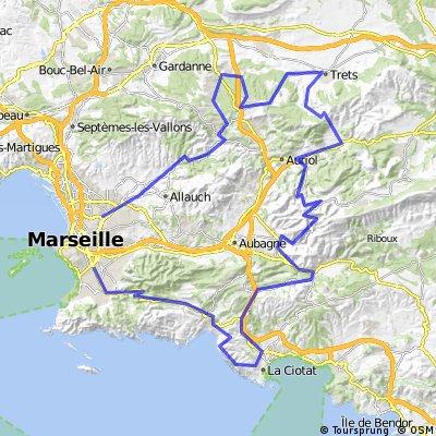 GP la Marseillaise 2016