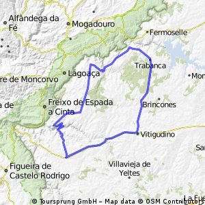 "3ª MARCHA ""LOS ARRIBES"""