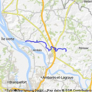 Bordeaux Bike Trip Day 2