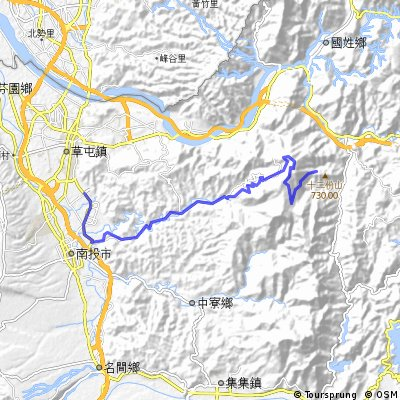 Jiufenershan [九份二山]