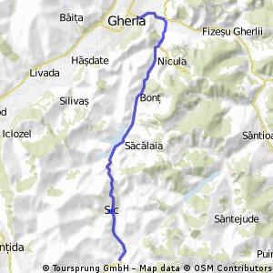 Gherla-Stufarisurile de la Sic