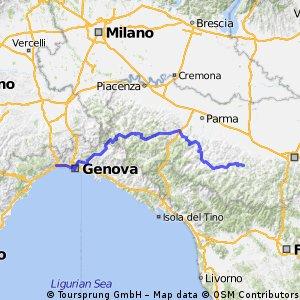 Genoa - Serramazzo
