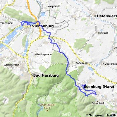 HKS 2016: Vienenburg-Wöltingerode-Drübeck-Ilsenburg