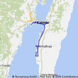SW12 Kalmar - Färjesraden