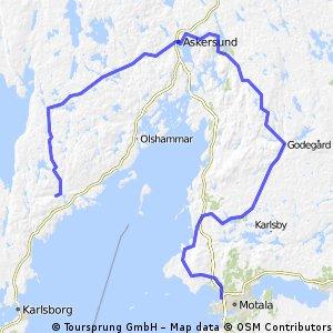 SW18 Motala - Udenäs