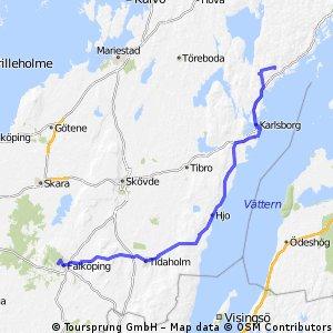 SW19 Udenäs - Falköping
