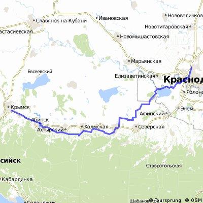 krasnodar - krimsk 2 (mtb)