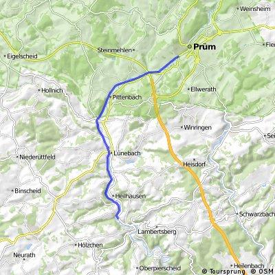 Prüm - Waxweiler