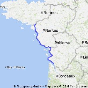 Saint-Dolay-Mortagne sur Gironde