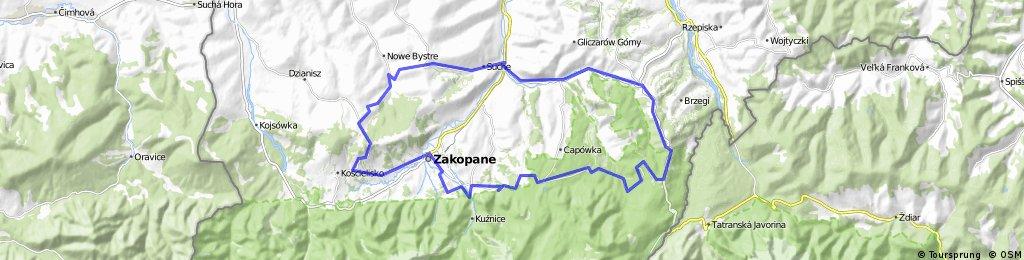 73. 5 Runda Zakopane 50 km