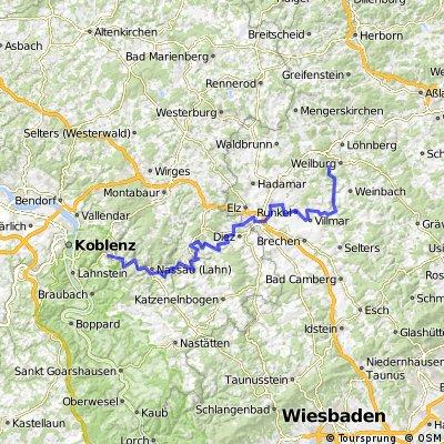 DT10 Odersbach - Fachbach